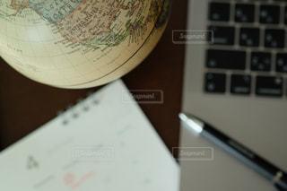 仕事×旅の写真・画像素材[3028695]