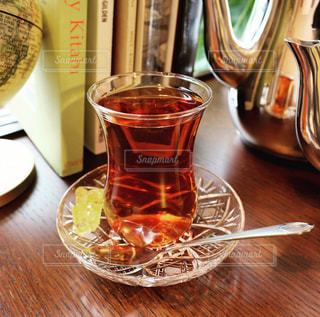 トルコのチャイでおうちカフェ。の写真・画像素材[3285028]