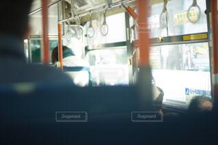 風景,屋内,日常,光,バス