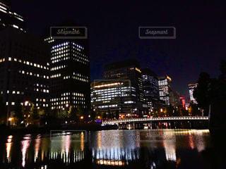 夜景,和田倉噴水公園,丸の内