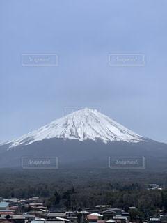 自然,富士山,山