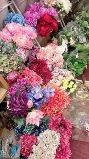 花,鮮やか,造花