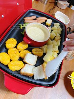 チーズフォンデュの写真・画像素材[3038996]