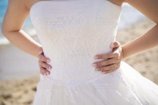 女性,風景,白,結婚式,ドレス,美しい,人,くびれ,フォトウェディング,結婚式ドレス