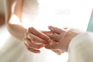 女性,男性,恋人,屋内,手,結婚式,指,結婚指輪,爪,フォトウェディング,指輪の交換