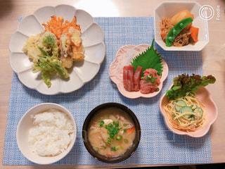 食べ物,食事,ディナー,野菜,サラダ,健康,料理,天ぷら,レシピ,山菜,健康食