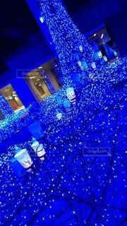 風景,イルミネーション,クリスマス,明るい,カレッタ汐留