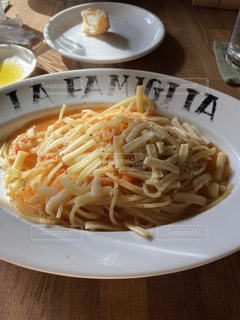 ランチ,室内,テーブル,パスタ,食器,料理,イタリアン