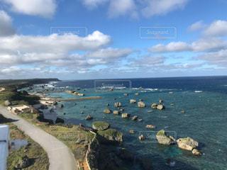 海と空の写真・画像素材[3027138]
