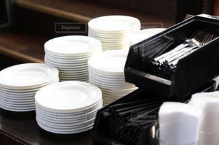 皿,食器,レストラン