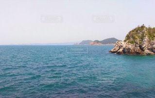 海と島の写真・画像素材[3108585]