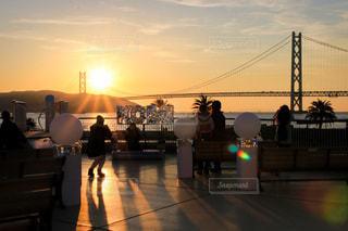 明石海峡大橋の写真・画像素材[3478665]