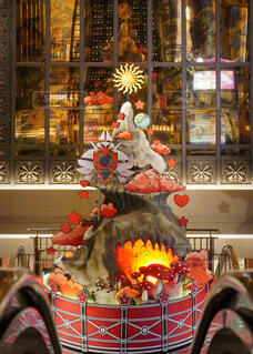 ハービスクリスマス2020の写真・画像素材[3927948]