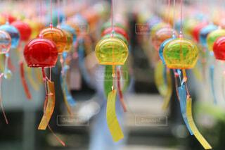 西教寺の風鈴まつりの写真・画像素材[4704374]