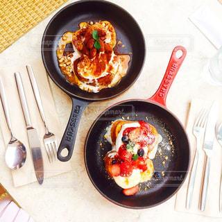 食べ物,スイーツ,いちご,デザート,フレンチトースト,料理