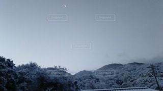 初雪の写真・画像素材[3027883]
