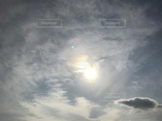 空,太陽,雲,光,くもり