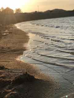自然,海,屋外,砂浜,海岸
