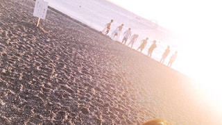 男性,家族,友だち,空,砂,ビーチ,水面,砂漠
