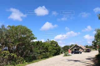 風景,空,夏,屋外,沖縄,家,旅行
