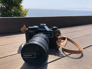 海,空,カメラ,屋外,レトロ,レンズ,江ノ島,フィルムカメラ,オールド,オールドカメラ,カメラレンズ
