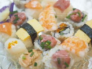 手毬寿司の写真・画像素材[3045554]