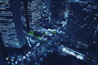 建物,夜,夜景,タワー,都会,高層ビル,都市の景観