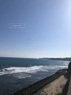 自然,海,屋外,海岸,眺め