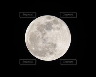 空,夜空,月,満月,クレーター,月面