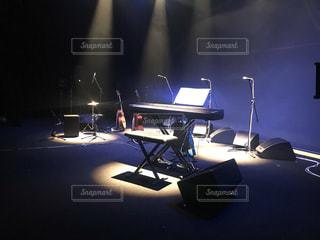ピアノ,本番前,ステージ裏