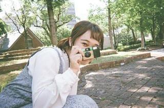 愛しいカメラの写真・画像素材[3383203]