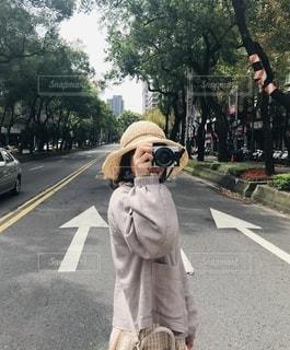 寄り道の写真・画像素材[3383235]