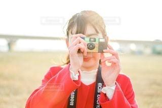 写ルンですの写真・画像素材[3383233]