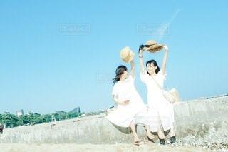 夏休みの写真・画像素材[3438208]