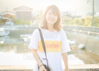 笑顔の写真・画像素材[3617537]