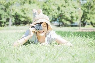 笑顔の写真・画像素材[3617559]