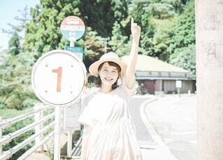 笑顔まんかいの写真・画像素材[3617565]