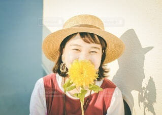 笑顔の写真・画像素材[3617587]
