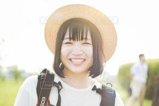 微笑みの写真・画像素材[3617595]