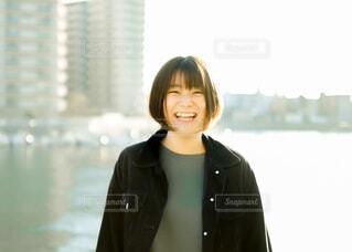 笑顔の写真・画像素材[4095983]