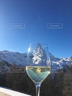 風景,空,雪,屋外,山,旅行,ワイン,マッターホルン,スイス,日中