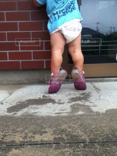 むちむちの子供の足の写真・画像素材[3050368]