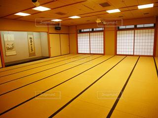 屋内,黄色,床,畳,天井,百人一首,競技,カルタ