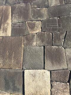 石の壁の写真・画像素材[3106628]