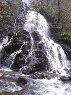 自然,川,山,景色,滝,樹木,金沢,石川