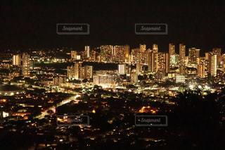 夜景の写真・画像素材[3067886]