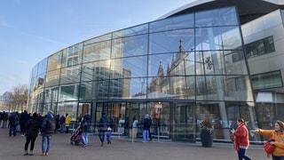 建物,オランダ,アムステルダム,海外旅行,一人旅,ゴッホ,アーキテクチャ,ゴッホ美術館