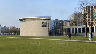 建物,アート,オランダ,アムステルダム,海外旅行,一人旅,ゴッホ,ゴッホ美術館