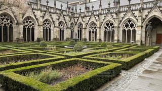 建物,庭,庭園,教会,オランダ,大聖堂,ガーデン,ユトレヒト