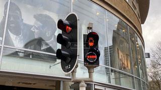 標識,信号,オランダ,交通,ユトレヒト,ミッフィー,トラフィック ライト,ミッフィー信号,ナインチェ